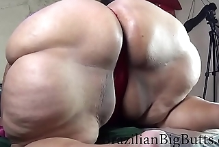 BrazilianBigButts.com MadamButt BBW Pawg Huge Ass