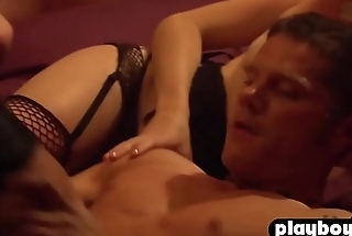 Shameless couple tried something new with other swingers