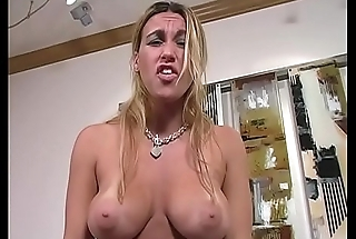 Hot  Busty blonde JOI sex video View more videos on befucker.com