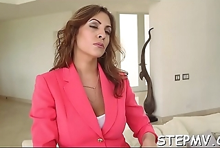 Nice-looking mother i'_d like to fuck is fucking