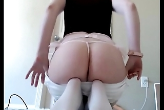 STAHRKLUBB: Bitches Know Me Video - Legs, down blouse, up skirt, ass, spanking