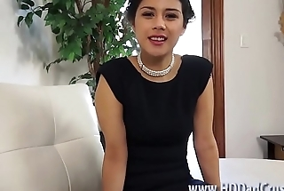 Stepdaughters muff fucked pov style