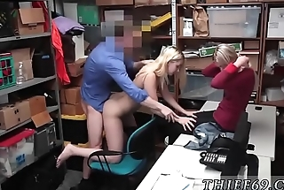 Blonde girl fucked and ebony old guy A mother and friend'_s daughter