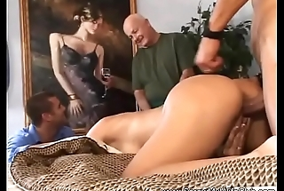 Italian Housewife Goes Swinging