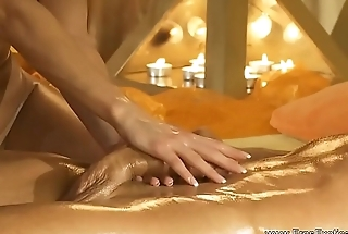 Incredibly Relaxing Turkish Massage