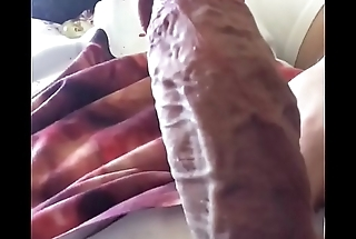 YouTuber Has Monster Cock Veins!