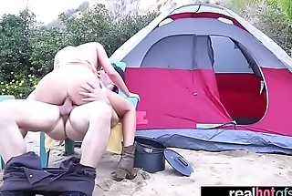(alexis adams) Gorgeous GF Ride Dick In Front Of Camera video-03