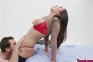 Karlee gets fucked the way she wants it