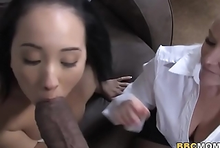 Cherish Red And Her Mom Dee Siren Fuck A Huge Black Cock