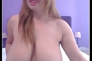 milf showing some big tits and pussy - LIVE ON www.sexygirlbunny.tk
