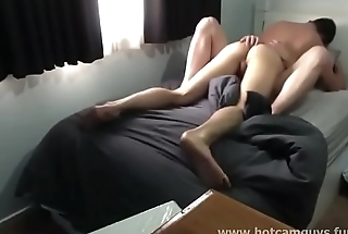 Amateur Sextape with Young Boys Fucking Bareback