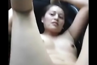 mom fucked in car