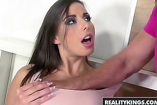 RealityKings - Euro Sex Parties - (Carla Crouz, Sam Brook) - Sexy Encounter
