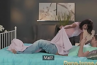 Dane Jones Milf catches young lover and wants his cock
